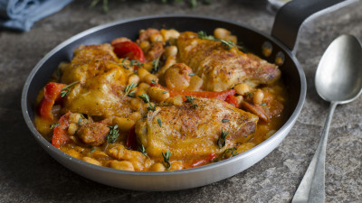 Chipotle chicken chilli