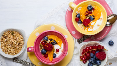 Freezer Oatmeal Cups