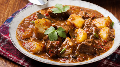 Kentucky beef stew