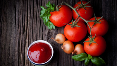 The Best Homemade Ketchup