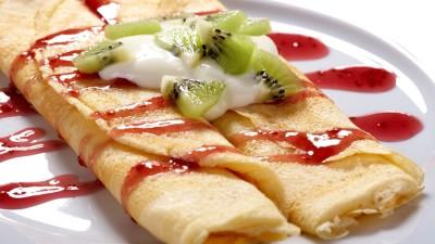 Bohemian pancakes
