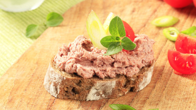 Chicken meat spread