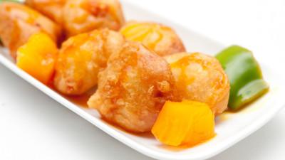 Chinese Chicken Balls