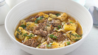 Slow-Cooker Corned Beef & Hash