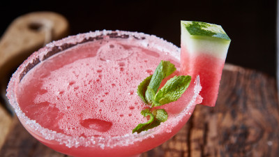 Watermelon-Infused Tequila