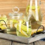 Apple lemonade