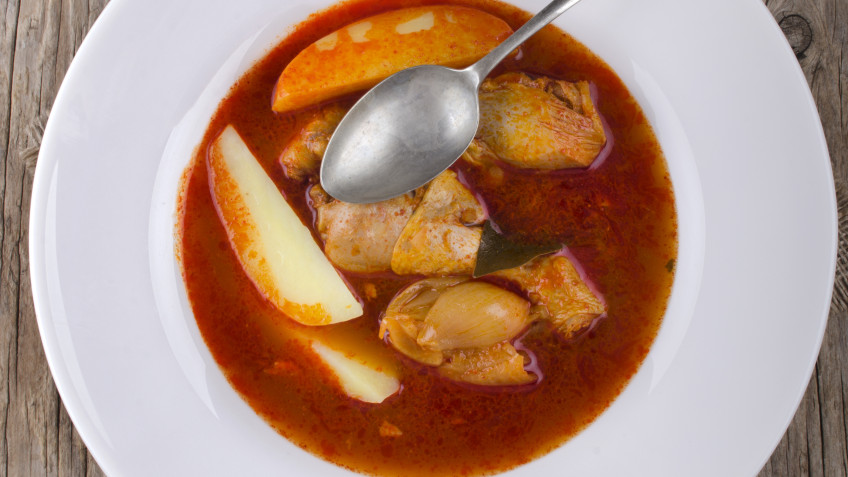 One Pot Chicken Chasseur