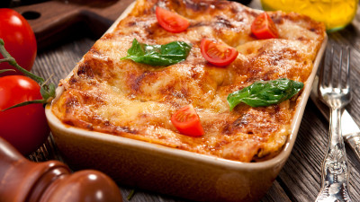 Lazy Man's Lasagna