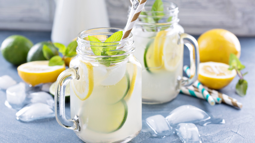 Thirst-Quenching Limeade