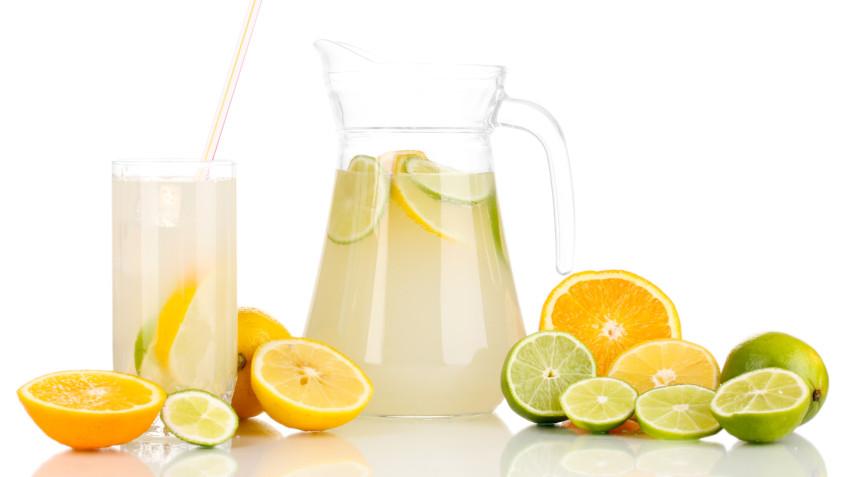 Aunt Frances' Citrus Lemonade