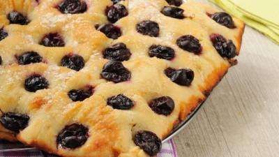 Black Raspberry Creme Soft Shelled Tart