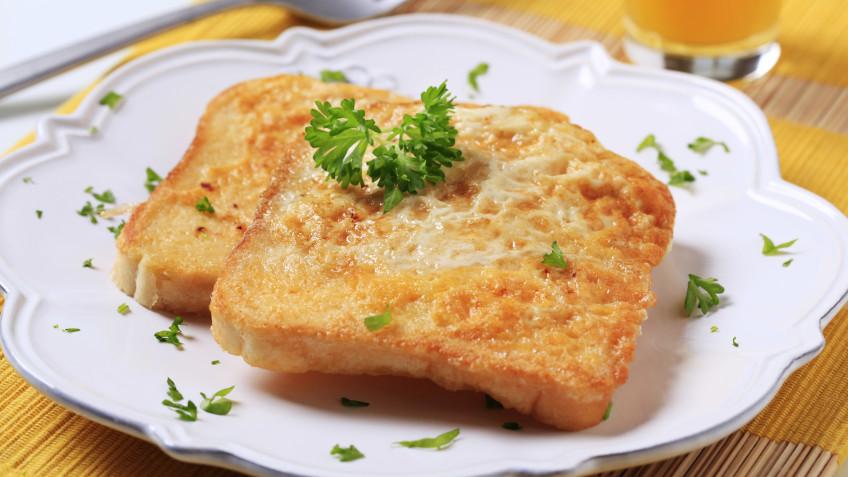French toast european style